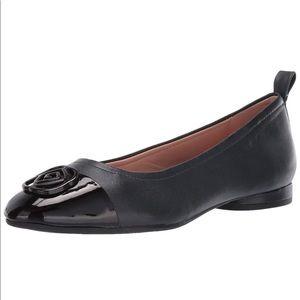 Taryn Rose Penelope Ballet Black Flats 🖤